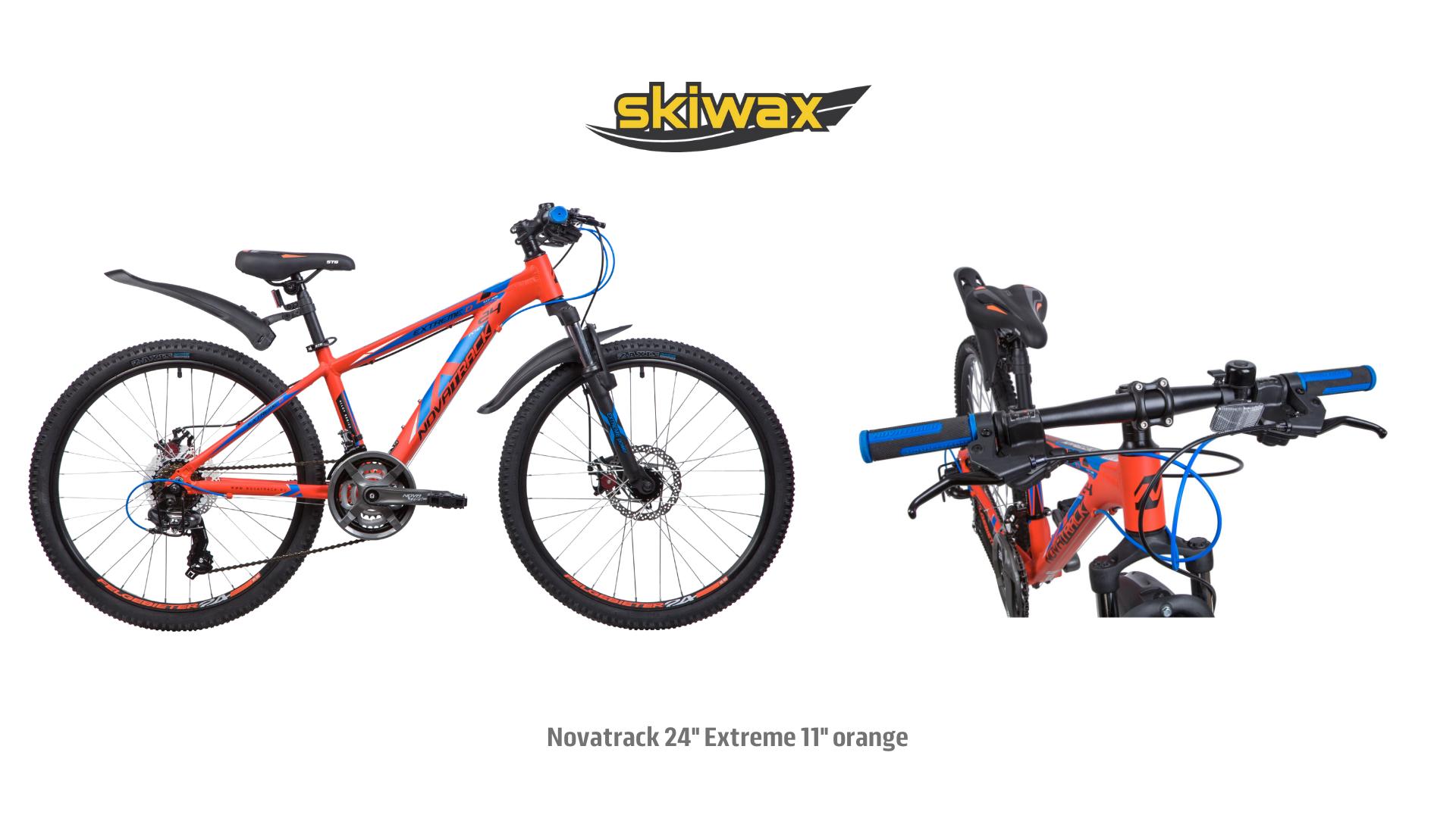 Kindel valik 8-13 aastasele lapsele: Novatrack Extreme & Katrina