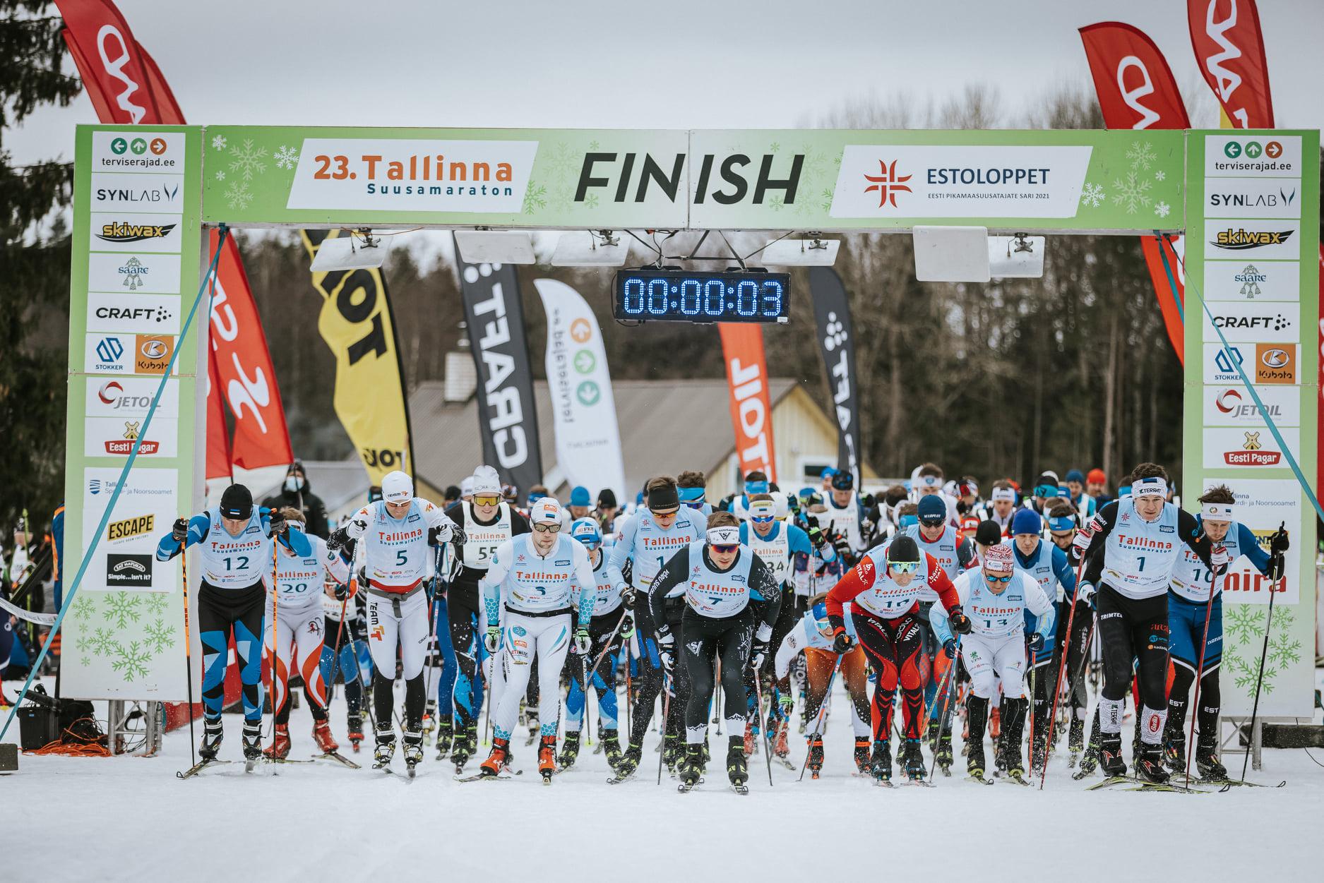 Estoloppeti 2021. aasta hooaja kokkuvõte ja valmistume rullsuusa hooajaks!