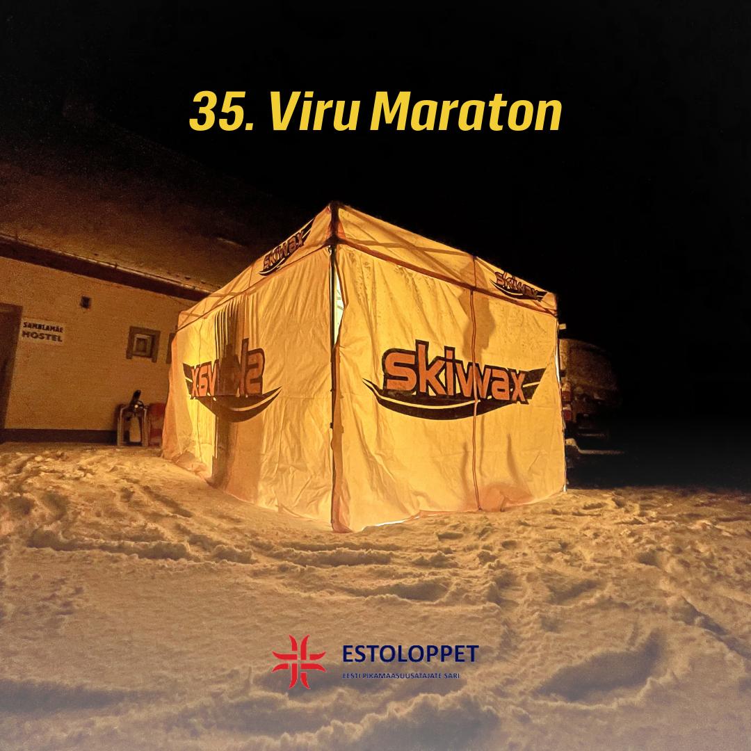 35. Viru Maratoni kokkuvõte
