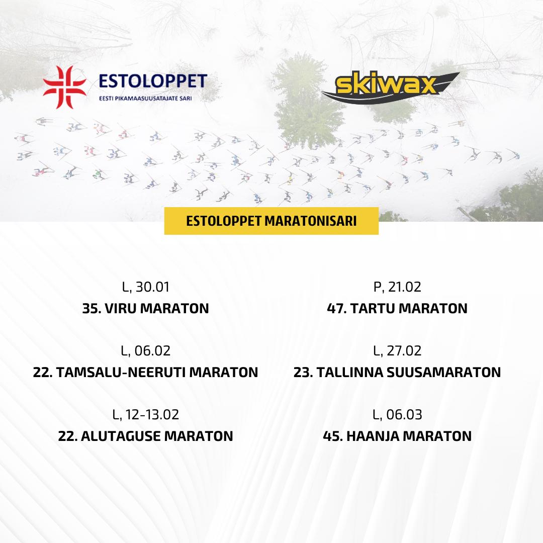 Määrdetesti tulemused otse rajalt: 35. Viru Maraton