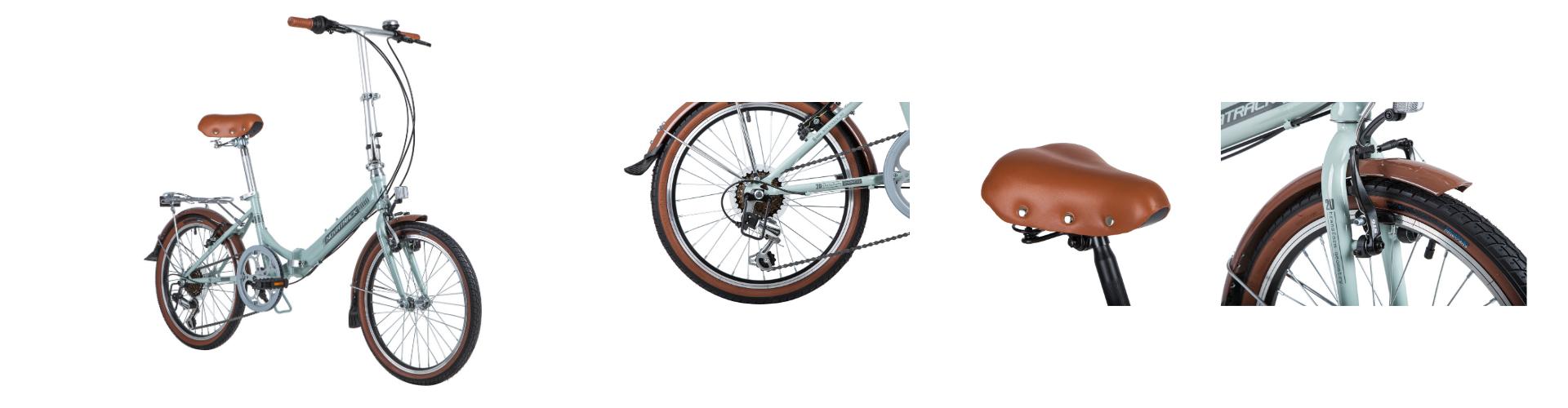 Legendaarne kokkupandav jalgratas ehk kokukas!