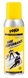 TOKO Base Performance Liquid glider Yellow 0°...-6°C, 100ml