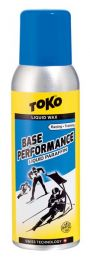 TOKO Base Performance Liquid glider Blue -10°...-30°C, 100ml