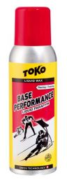 TOKO Base Performance Liquid glider Red -4°...-12°C, 100ml