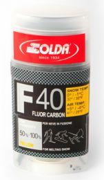 Solda F40 CARBON Stick Yellow  +5...-4°C, 35g