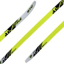 Active step skis, 120 cm