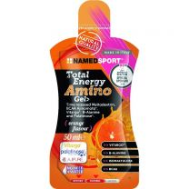 Namedsport TOTAL ENERGY AMINO GEL Orange, 50 ml