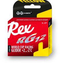 Rex 466 RG12 Yellow Racing Glider +2...-2°C, 40g