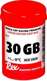 """Pidamismääre Rex 30GB Racing Service """"new snow"""" +1...-8°C, 45g"""